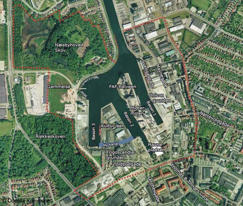 Fjordspor Odense Havn